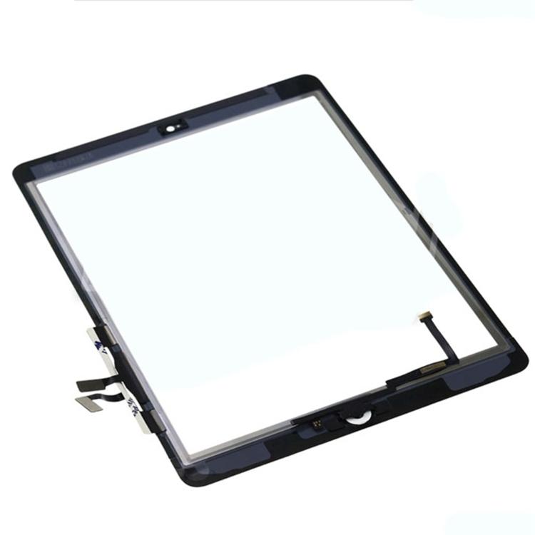 5 шт/много оригинальный Сенсорный экран digitizer для Apple Ipad4 стекла замена кнопка домой Flex 3M наклейка держатель камеры NP343