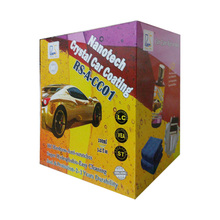 liquid car wax crystal car coating car glass coating liquid glass ceramic pro 9H hardness anti scratch 100ml free shipping(China (Mainland))