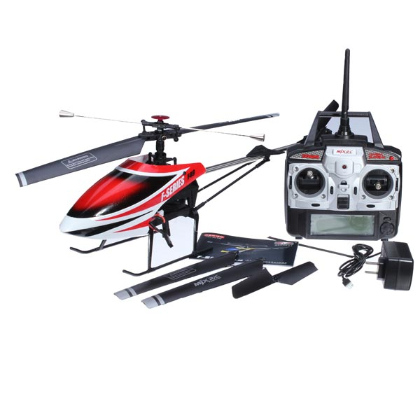 MJX F49 2.4G 4CH Single-blade RC Helicopter With Videography Function(China (Mainland))