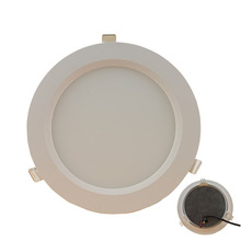 4pcs/LOT LED panel lights  downlight for livingroom, balcony,toilet and kitchen 4W 6W 8W 12W 15W 18w free shipping(China (Mainland))