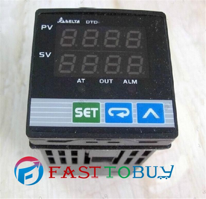 234797700. Купить Delta Temperature Controller DTD Series DTD7272R0 Single relay output Single ala