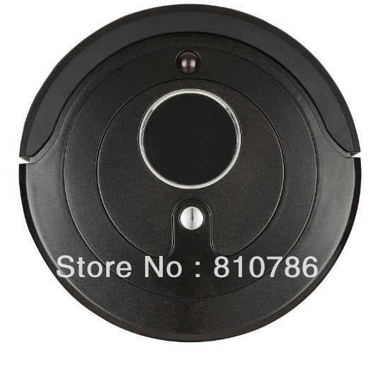 (EMS Free to Russia)Most Advanced Li-ion Battery Robot Vacuum Cleaner with New Technology Day and Night Recognition,0.8L Dustbin(China (Mainland))