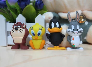 Hot selling lovely Tom Cat Duck Daffy Duck 4GB 8GB 16GB 32GB 64GB USB Flash 2.0 Memory Stick S50 S70 S549(China (Mainland))