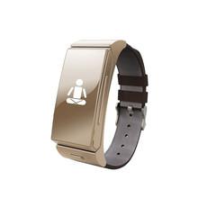 2016 новые оригинальные U часы Umini BT4.0 смарт часы наушники сна монитор кожаные ремни Smartwatch для IOS android-коммуникатор