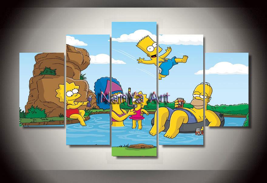 Simpson chambre promotion achetez des simpson chambre promotionnels sur alibaba - Bande dessinee simpson ...