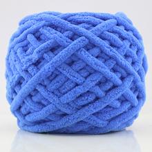 Colorful Dye Scarf Hand-knitted Yarn For Hand knitting Soft Milk Cotton Yarn Thick Wool Yarn(China (Mainland))