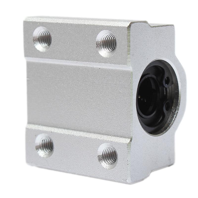 Different Price Hot 1PC SCS10UU 10mm Shaft Linear slider motion Ball Bearing Slide Bushing Block Steel New(China (Mainland))