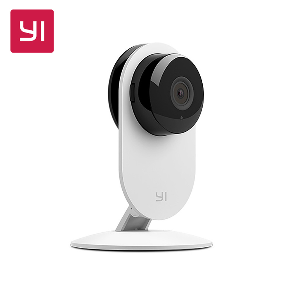[Internation] Xiaomi YI Home IP Camera HD 720P Night Vision CCTV Camera Wifi Wireless Camera Video Webcam Motion Detection(China (Mainland))