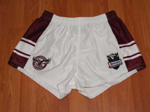 Kids Sea Eagles Rugby Shorts Boys Child Size 6Y-12Y(China (Mainland))