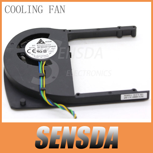 Free shipping Delta BFB04512HHA 12V 0.21A For NVIDIA FX580 graphics card cooling fans cooler(China (Mainland))