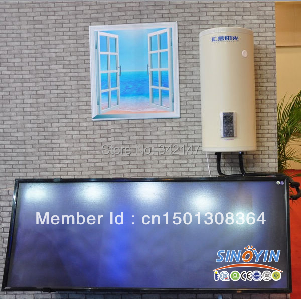 300L solar water heater / split pressure solar hot water heater for home school hospital(China (Mainland))