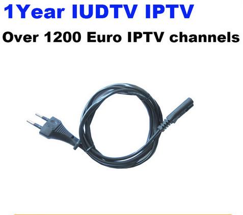 1 Year IUDTV IPTV Channel 1200 Full European Channels SKY IT DE UK Welcome To Free