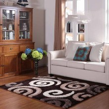 European 3D living room coffee table carpet modern simple bedroom bed edge blanket tatami home full shop can be customized mat(China (Mainland))