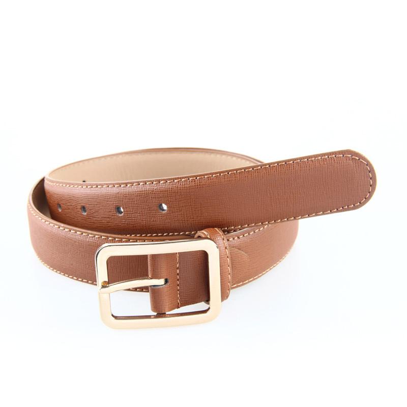 Hot Fashion Female Leather PU Waistband Belts For Women Casual Accessories Formal Lady's Slender Waist Belts Cummerbunds 1PW2(China (Mainland))