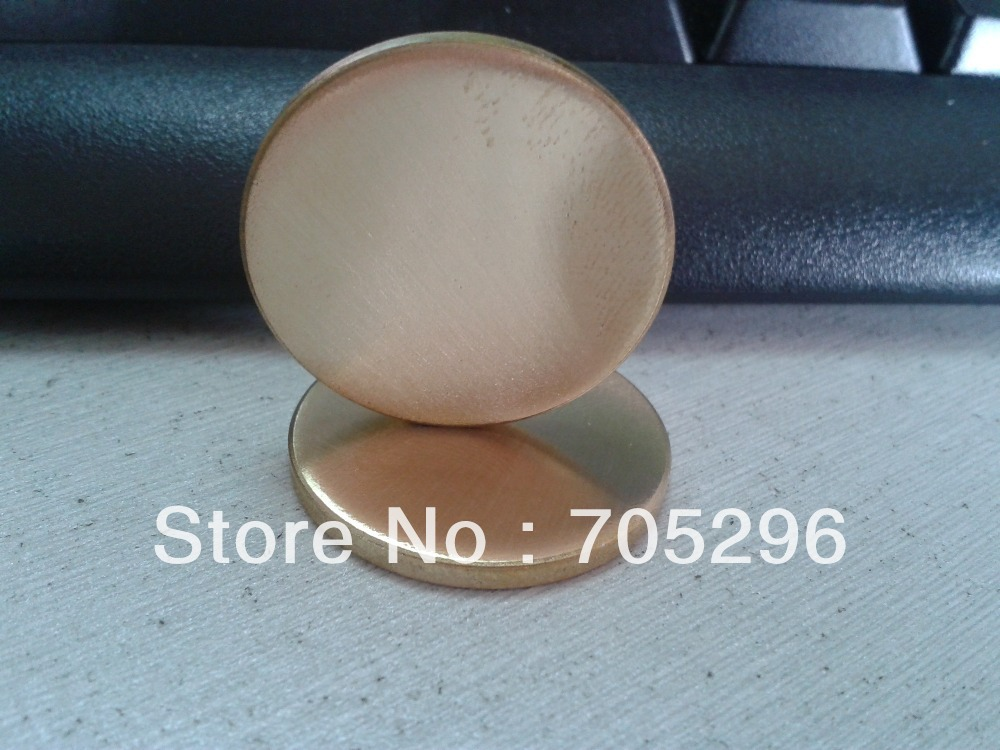 Blank coin , wholesale 100 pcs brass blank size 28.4mm thickness 2.5mm weight 12g brss blank coin coins(China (Mainland))