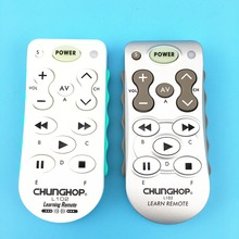 1PCS L102 Learning Remote Control Use for TV/SAT/DVD/CBL/CD/DVB-T for SAMSUNG LG SONY PHILIPS and other brand