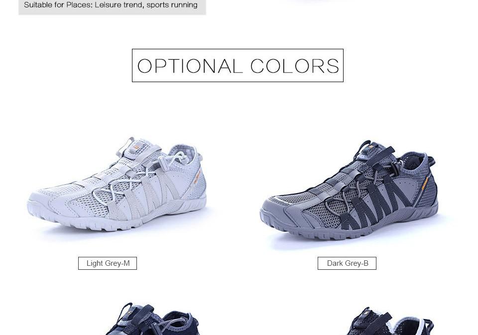 Men Comfortable Sneakers jogging 7