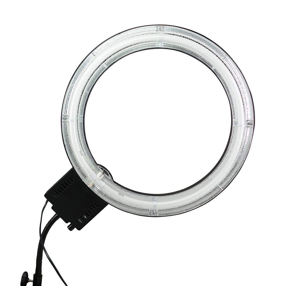 "NG-65C 19""Outer 15""Inner 65W 5400K Pro Camera Video Continuous Macro Ring Light Unlimited Dimmable Ring for Photography Studio(China (Mainland))"