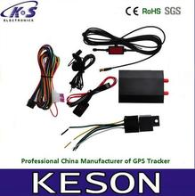 Auto Vehicle Truck GPS Tracker Car GSM/GPRS Tracking Devices KS168  with Free web based software(China (Mainland))