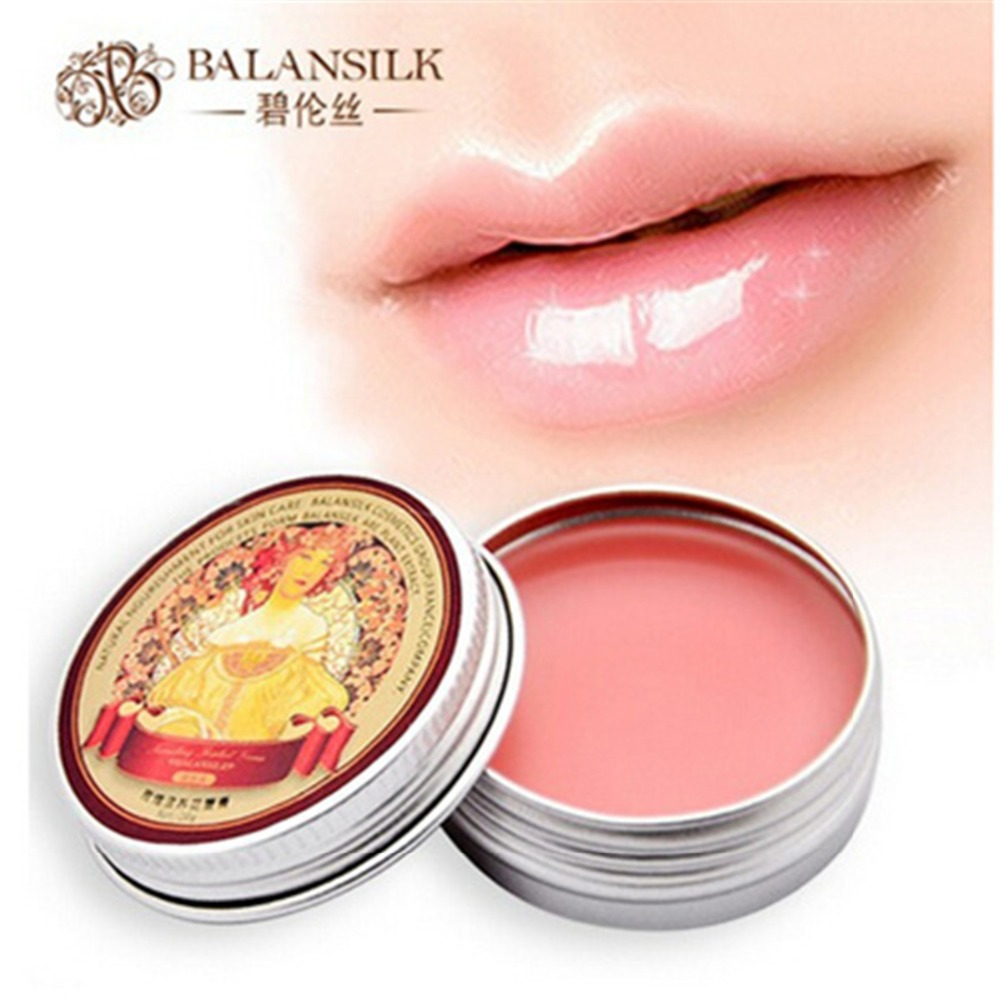 New Tank/Box 20g Lip Balm Aleo Rose Ingredients Organic Moisturizing Protector immediate Repair Sweet Fruit Make-up Gloss(China (Mainland))