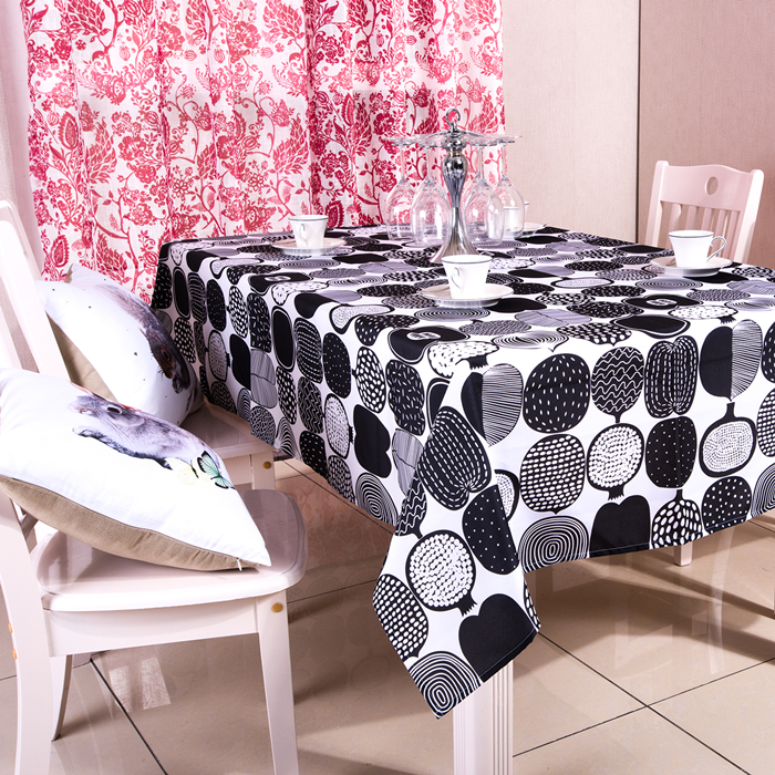 nappe de table moderne meuble de salon contemporain. Black Bedroom Furniture Sets. Home Design Ideas