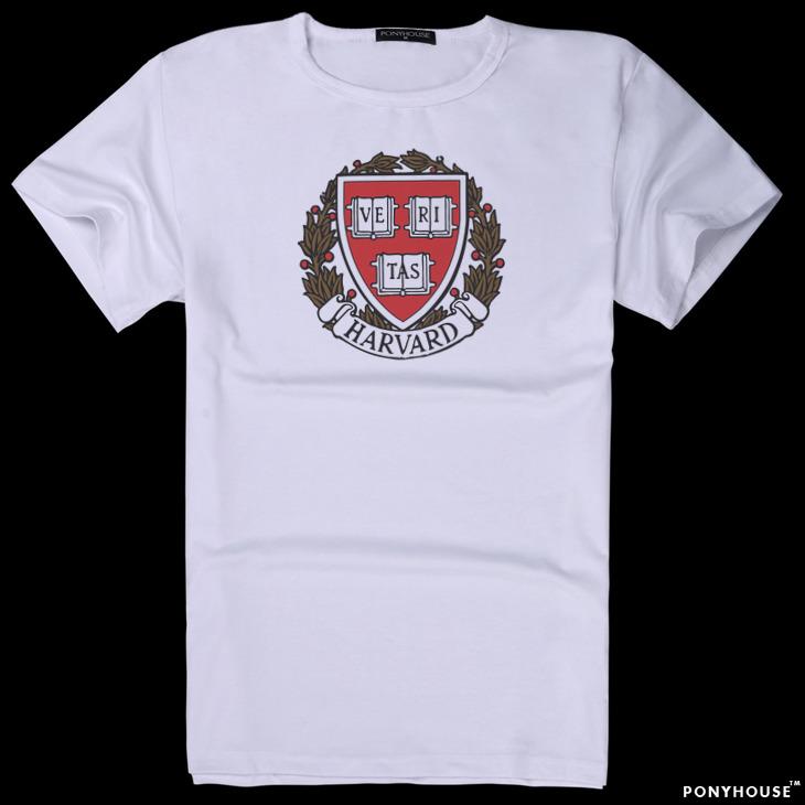 Гаджет  2015K OYO LMB GJN SHIELD SHIELD HARVARD casual T-shirt short sleeved men None Изготовление под заказ