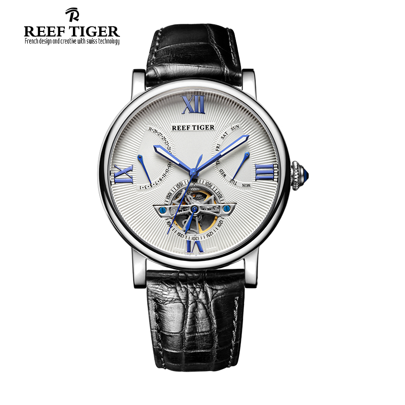 aliexpress buy reef tiger rt tourbillon designer