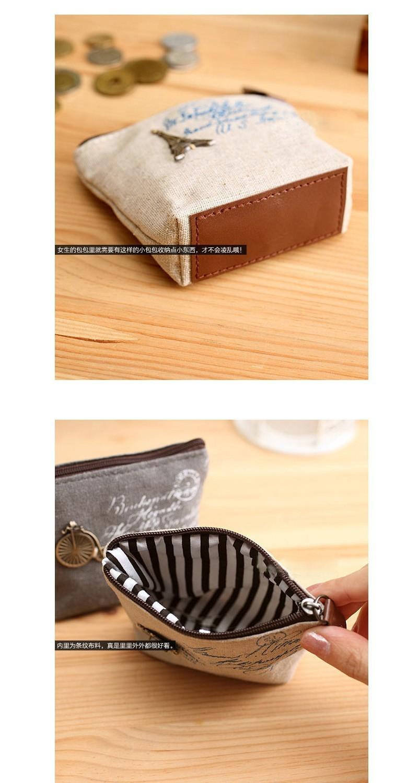 Рождественский подарок новый 2016 мода урожай молнии портмоне бумажники мини-мешок дешевые ретро классический ностальгические небольшие деньги сумки