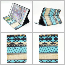 Mini2 Stained fundas para New Arrival Color Mix PU Leather Flip Case For Apple iPad Mini 2 Case Stand Cover For ipad Mini 2(China (Mainland))