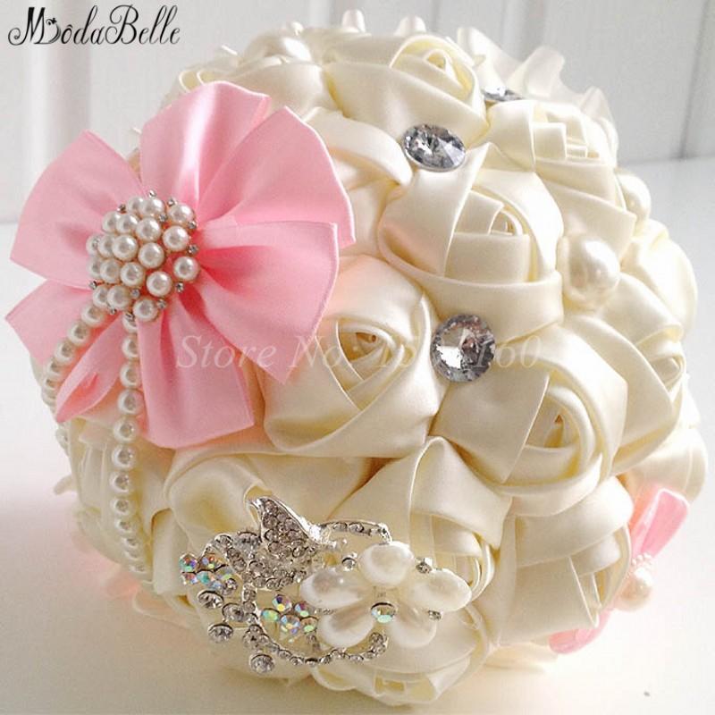Popular bridal bouquet design buy cheap bridal bouquet for Bouquet de fleurs 2016