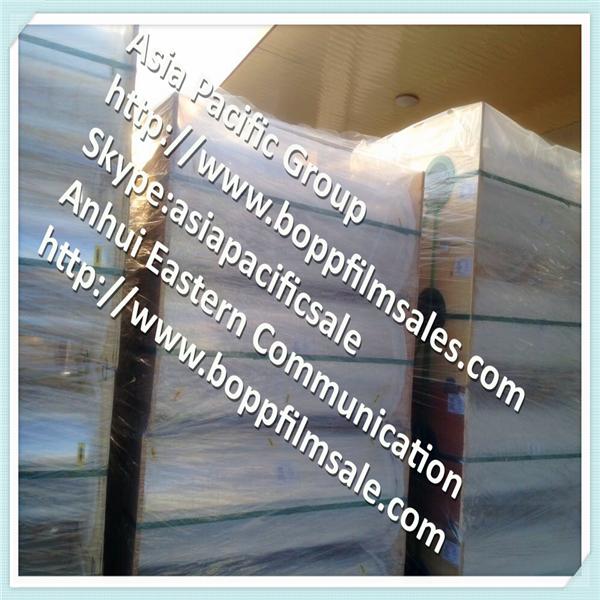 BOPET Thermal Transfer basic film for Ribbons(China (Mainland))