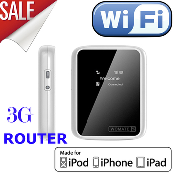 WOMATE 2gen for iPhone/iPod Touch/Android External Dual SIM Converter, support CALL/SMS/WIFI,not Gmate/socblue