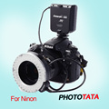 Aputure Amaran AHL HN100 CRI 95 LED Macro Ring Flash Light for Nikon Camera
