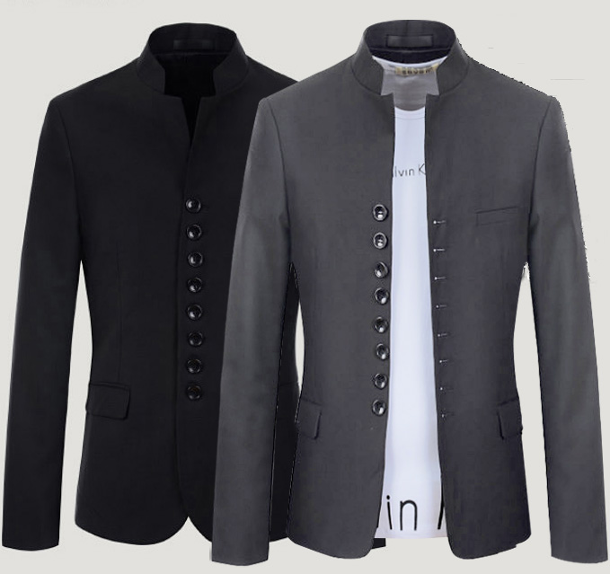 Compare Prices on Mandarin Jacket Men Suit- Online Shopping/Buy