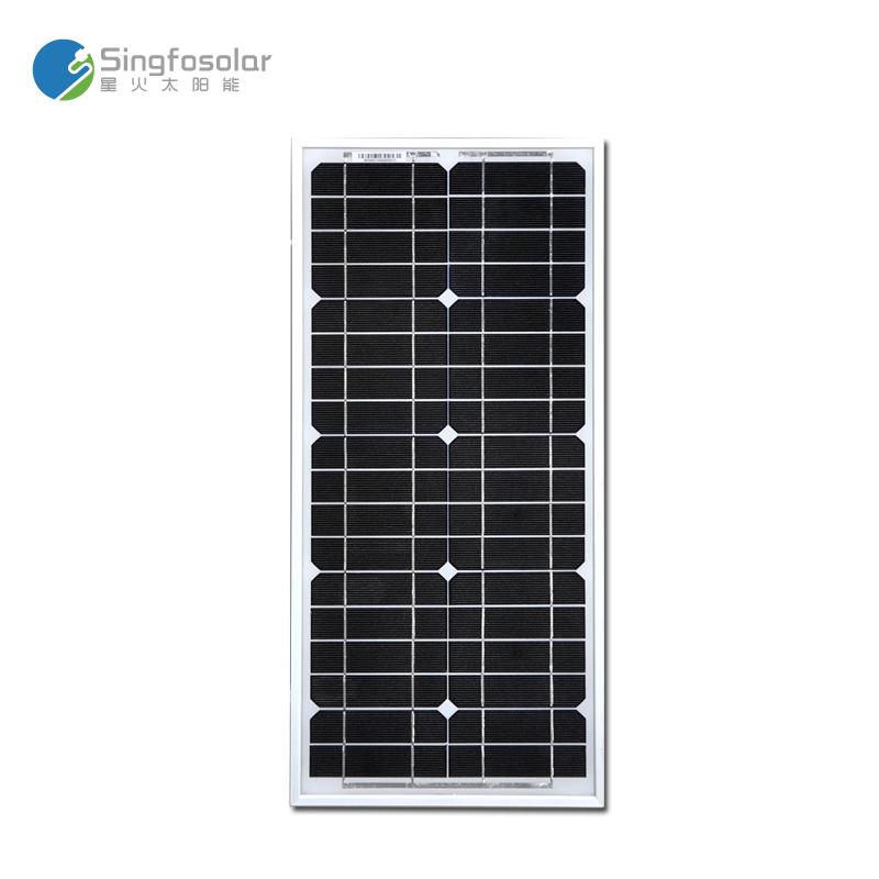2015 Solar Cell Monocrystalline 20W Solar Panel Modules Plates Photovoltaic Panel Celulas Solares PVM 20W(China (Mainland))