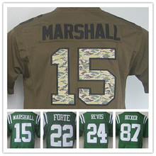Lower Price 15 Brandon Marshall 22 Matt Forte 24 Darrelle Revis 87 Eric Decker(China (Mainland))