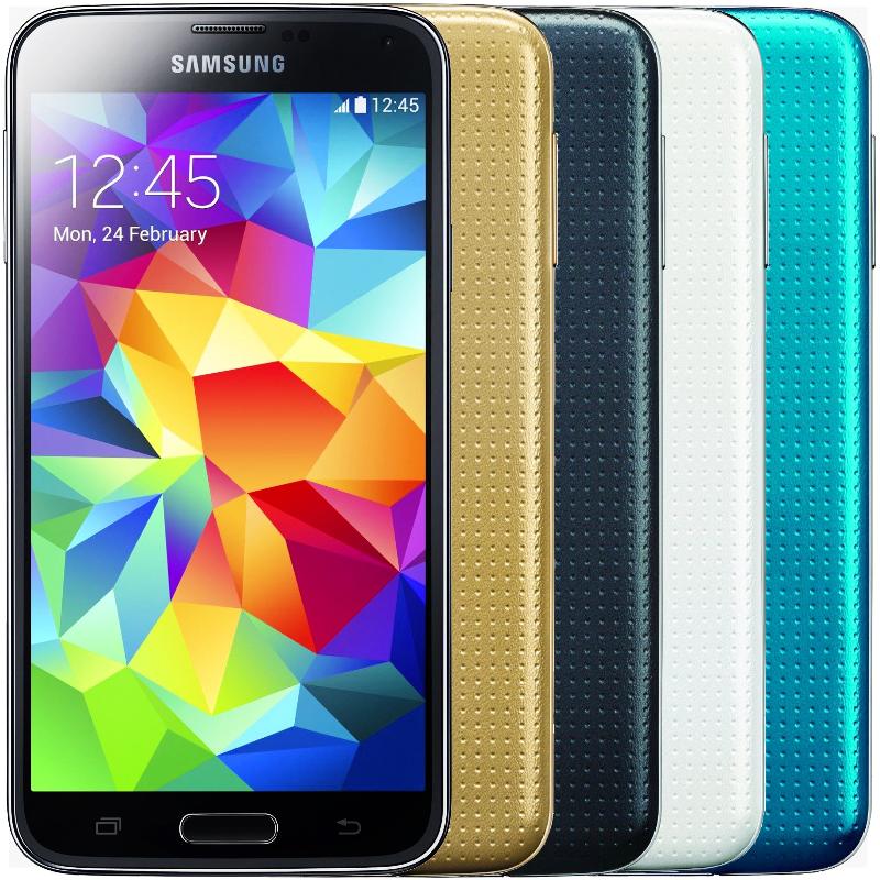 16MP Camera Original Samsung Galaxy S5 i9600 SM-G900 Unlocked Qua Core Cell Phone WCDMA 3G GPS 5.1'' Screen Refurbished Phone(China (Mainland))