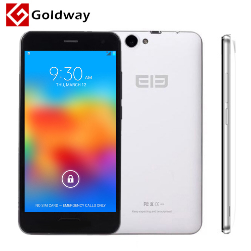 "Original Elephone P5000 MTK6592 Mobile Phone Octa Core Android 4.4 5.0"" 1920x1080 2GB RAM 16GB ROM 5350mAh Battery 16.0MP NFC(Hong Kong)"