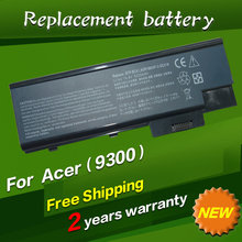 Laptop Battery For Acer Aspire 7100 7110 9300 9400 9410 9420 TravelMate 2460 4210 4220 4270 4670 5100 5110 5600 5610 5620 7510