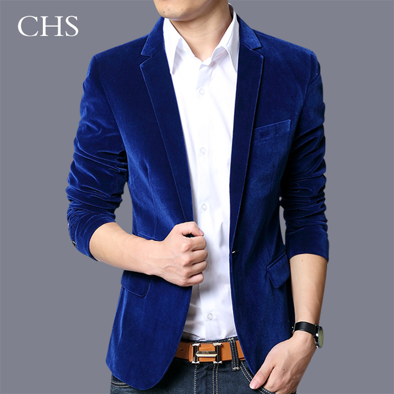 Mens Blue Suede Blazer - Beximco Pharmaceuticals Ltd.