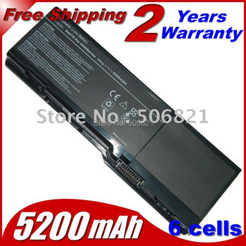 Replacement Laptop Battery for Dell Inspiron 1501 6400 E1505 Latitude 131L Vostro 1000 312-0461 451-10338 RD859 GD761 UD267