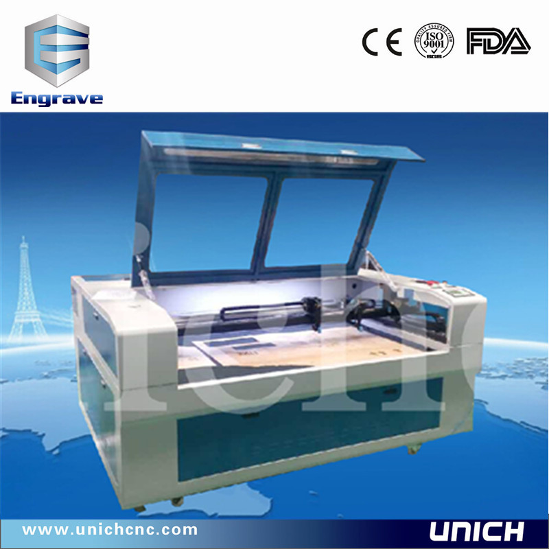 Best quality 1600*1000mm laser engraving machine price/co2 laser cutting machine/fabric laser cutting machine(China (Mainland))