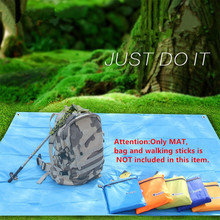 Buy Bluefield 3m Camping Mat Mattress Outdoor Picnic Beach Mat Tent mat Blanket with Storage Bag Waterproof Moisture-proof Portable for $10.10 in AliExpress store