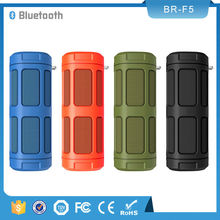 Mobile phone bluetooth bike speaker with power bank TF Card reader and FM radio