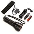 YAGE YG 311C XP E 350LM Aluminum Self Defense Waterproof CREE LED Flashlight Lantern With 18650