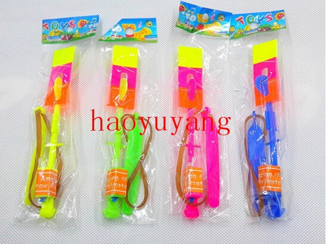 1200pcs LED Arrow Helicopter LED Amazing Arrow Flying Helicopter Umbrella Kids Toys Space UFO LED Light Toys Christmas Flash(China (Mainland))