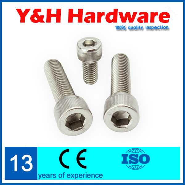 Panic buying ! 50 ps/lot M5*6 304 stainless Never rust nuts and bolts suppliers(China (Mainland))