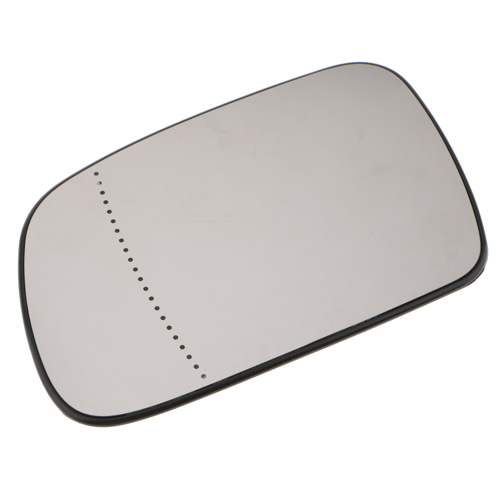 Wing Side Mirror Glass Convex Heated LEFT Fits CITROEN PEUGEOT Grand 2008