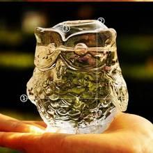 Owl Glass Vase Terrarium Vases Flower Pots Tabletop Glass Candle Modern Vaso Wedding Floor Air Planter Decoratives Vase(China (Mainland))