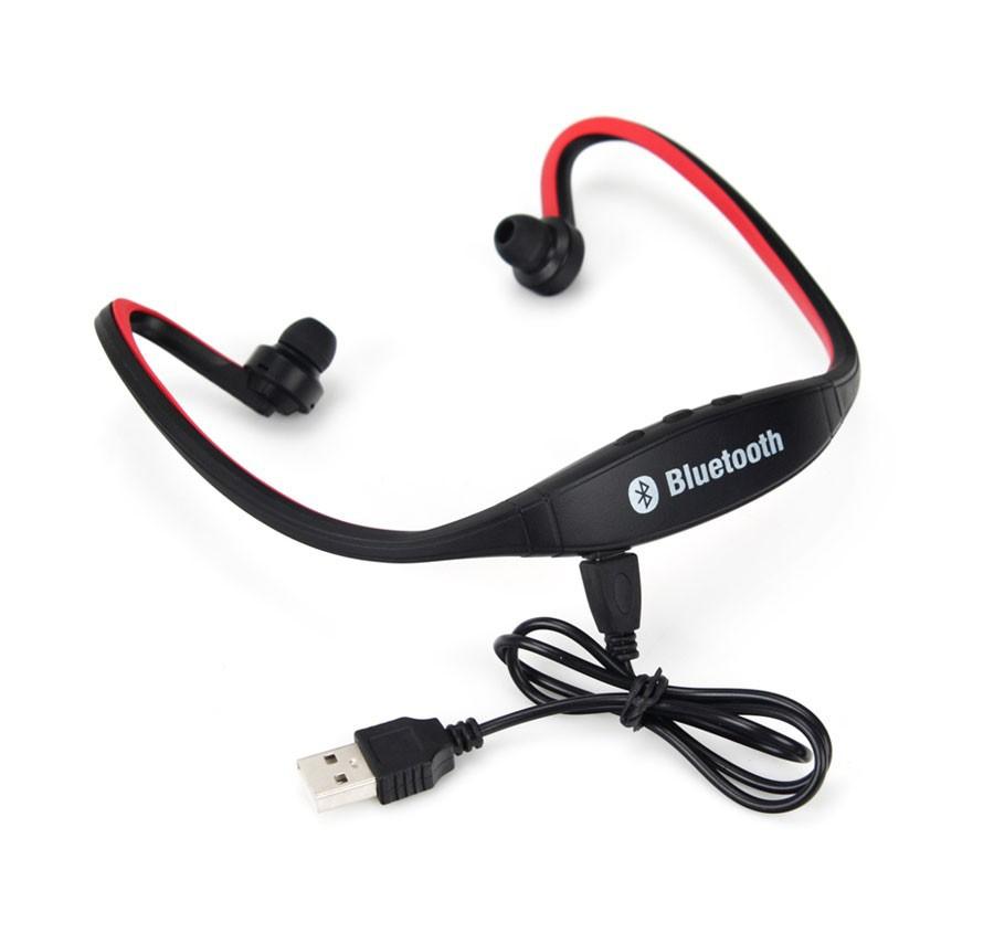 Sport Wireless Original S9 Support TF Card Handfree Bluetooth 4.0 Earphone Headphone Headset